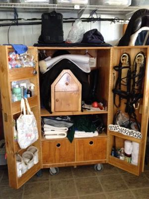 Pro Equine Grooms Tack Trunk Options For Your Horse S Stuff